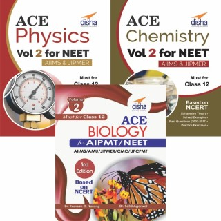 Ace Physics, Chemistry & Biology Vol 2 for NEET, Class 12 & other Medical Entrance Exams price comparison at Flipkart, Amazon, Crossword, Uread, Bookadda, Landmark, Homeshop18