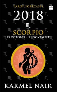Tarot Forecasts 2018 - Scorpio (23 October - 21 November) price comparison at Flipkart, Amazon, Crossword, Uread, Bookadda, Landmark, Homeshop18