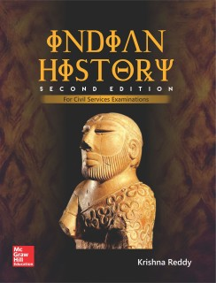 Indian History : For Civil Services Examinations Second Edition price comparison at Flipkart, Amazon, Crossword, Uread, Bookadda, Landmark, Homeshop18