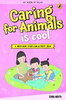 Caring for Animals is Cool price comparison at Flipkart, Amazon, Crossword, Uread, Bookadda, Landmark, Homeshop18