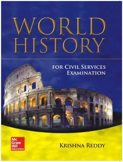 World History : For Civil Services Examination First Edition price comparison at Flipkart, Amazon, Crossword, Uread, Bookadda, Landmark, Homeshop18