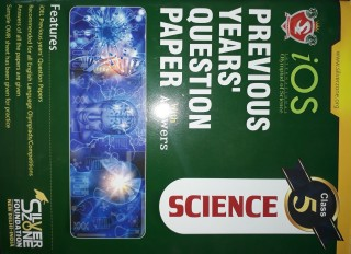 CLASS 3 SCIENCE OLYMPIAD PREVIOUS YEARS SOLVED PAPER WITH