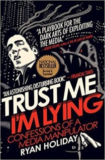 Trust Me I'm Lying : Confessions of a Media Manipulator price comparison at Flipkart, Amazon, Crossword, Uread, Bookadda, Landmark, Homeshop18