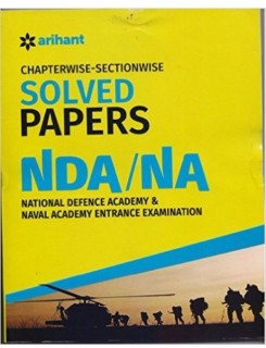 NDA & NA Chapterwise - Sectionwise Solved Papers price comparison at Flipkart, Amazon, Crossword, Uread, Bookadda, Landmark, Homeshop18