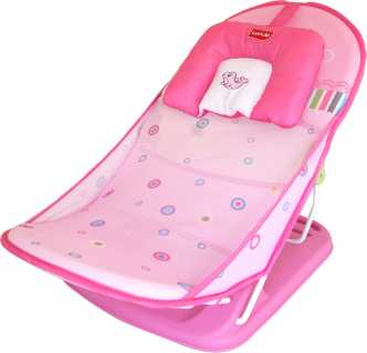 LuvLap Ocean Bather Baby Bath Seat
