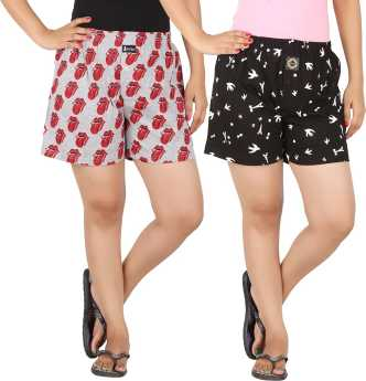 Women Boxers - Buy Boxers for Women Online for Women at Best Prices in India cb8ff6b2e