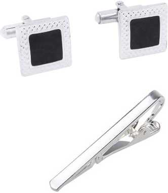 85e4876a17fb Cufflinks | Brass, Crystal, Metal Cufflinks for Men - Flipkart