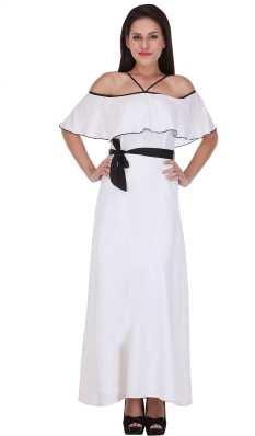 ad49fe0da984dd Off the Shoulder Dress - Buy Off the Shoulder Dresses Online at Best ...