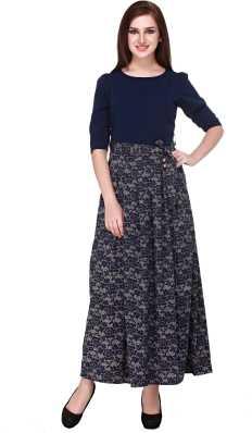 bdc43d4e9db66 Floral Dresses - Buy Floral Print Dresses Online at Best Prices In ...