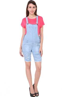 hot-selling official new york unbeatable price Dungarees for Women - Buy Women Dungarees / Dangri Suit ...