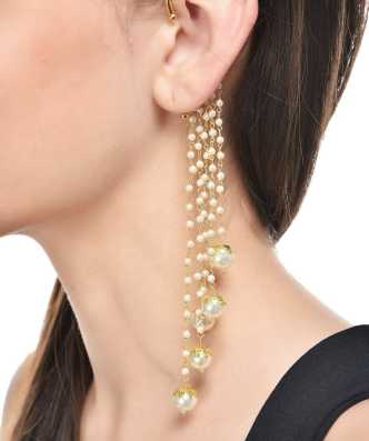 8f263adf5d565 Ear Cuffs - Buy Ear Cuffs Earrings online at Best Prices in India ...