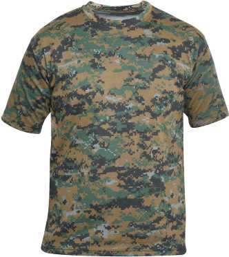 98eae15fa46bd Indian Army T Shirts - Buy Military / Camouflage T Shirts online at ...