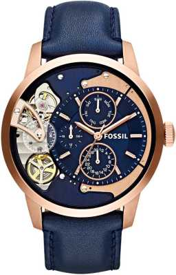 da54826e5 Fossil Blue Watches - Buy Fossil Blue Watches Watches Online at Best Prices  In India | Flipkart.com