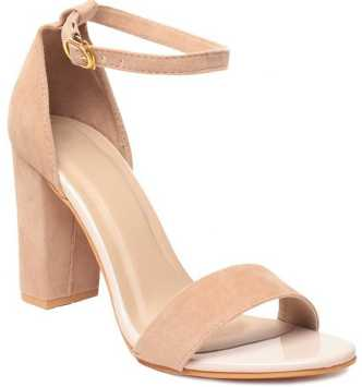 e49172e52f Nude Heels - Buy Nude Heels Online For Women at Best Prices In India ...