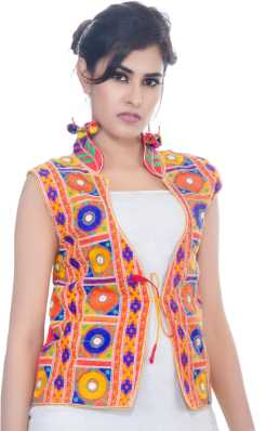 99d5186a30a Ethnic Jackets - Buy Ethnic Jackets online at Best Prices in India ...