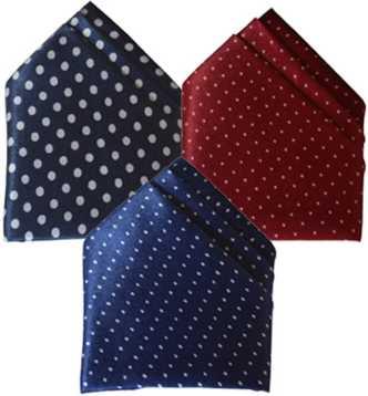 47e8d20a845e Pocket Squares for Men - Buy Mens Pocket Squares Online at Best ...