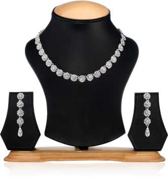 2598d188f Pearl Necklace - Pearl Necklace Sets Designs Online at Best Prices in India  | Flipkart.com