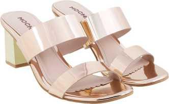 1c0d27eff3d2b2 Mochi Heels - Buy Mochi Heels Online at Best Prices In India ...