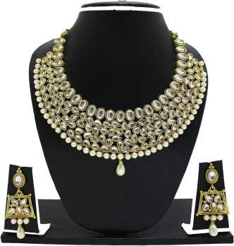 e0cb1fd63cf0b Pearl Necklace - Pearl Necklace Sets Designs Online at Best Prices ...