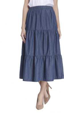 83d6dab068 Denim Skirts - Buy Denim Skirts   Jean Skirts for Women online at ...