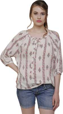 9a662a68c12 Cold Shoulder Tops - Buy Cut Out Shoulder Tops Online at Best Prices ...