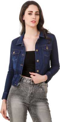 0d02be297712 Jackets for Women - Buy Ladies Leather Jackets Online at Best Prices ...