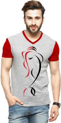 66a18286f00f1 v-neck t-shirts for men s online at flipkart.com