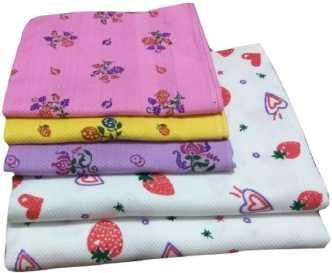 Cotton Colors 300 GSM Bath Towel Set