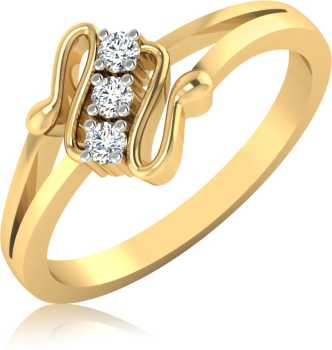 d892043fd830e Gold Rings - Buy Gold Rings For Women/Girl Online At Best Prices In ...