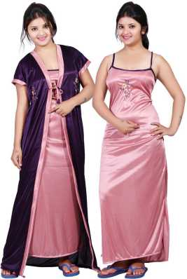 e5c5d5ad5 Nightwear - Buy Sexy Night Dresses   Nighty   Nightgowns Online for Women  at Best Prices in India - Flipkart.com