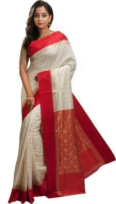 Handloom Sarees - Buy Handloom Silk/Cotton Sarees online at