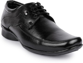 action shoes leather black