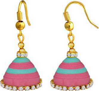 d5e5873bc579f Paper Quilling Earrings - Buy Paper Quilling Earrings online at Best ...