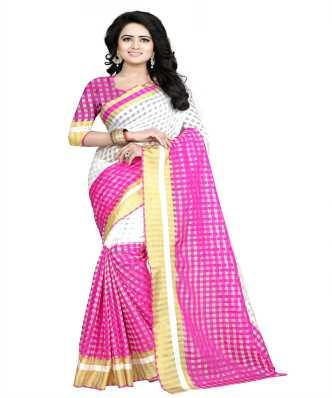 d4afb4826 Sarees Below 200 - Buy Sarees Below 200 online at Best Prices in India