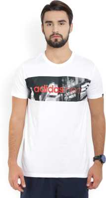Adidas Tshirts - Buy Adidas T-shirts   Min 50% Off Online for men ... d1f83fb0b61