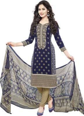 550f523d59 Dress Materials - Buy Churidar/Chudidar Materials Online for Women at Best  Prices in India