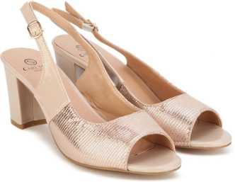 98c7767d07 Nude Heels - Buy Nude Heels Online For Women at Best Prices In India |  Flipkart.com
