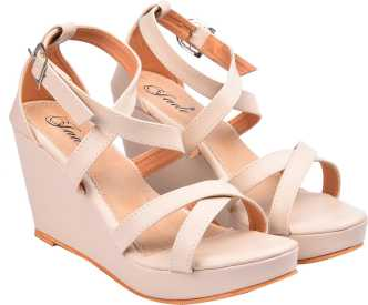 eb00b95e4 Women s Wedges Sandals - Buy Wedges Shoes Online At Best Prices In ...