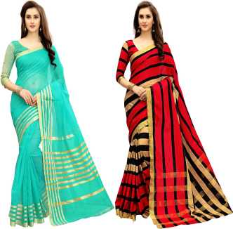 87bb3e6818 Pure Silk Sarees - Buy Pure Silk Sarees Online at Best Prices In India |  Flipkart.com