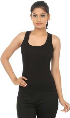 4b05ed0564a9f Tank Tops - Buy Tank Tops online at Best Prices in India