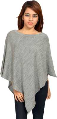Poncho Sweaters Buy Poncho Sweaters Online At Best Prices In India