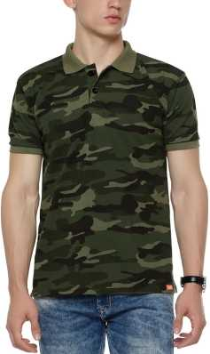 10a89927d Indian Army T Shirts - Buy Military / Camouflage T Shirts online at ...