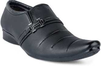 66d5f9bca8 Leather Shoes - Buy Leather Shoes online at Best Prices in India ...
