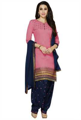 81995e20bb Cotton Suits - Buy Cotton Salwar Suits online at best prices - Flipkart.com