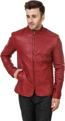 bdb924d5a65a46 Leather Jackets - Buy leather jackets for men   women online on ...