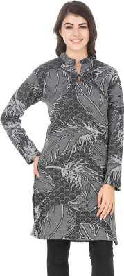 77b0d124c8 Woolen Kurtis - Buy Woolen Kurtis online at Best Prices in India ...