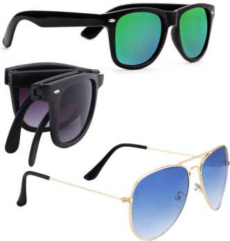 2e0e9400604 Mirrored Sunglasses - Buy Mirrored Sunglasses Online at Best Prices ...