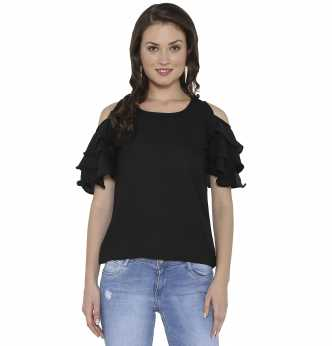 dc7f704064aeca Ruffles Tops - Buy Ruffles Tops Online at Best Prices In India ...
