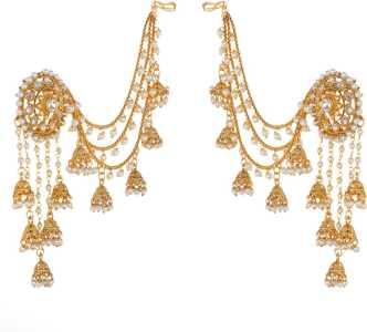 Jhumka Earrings - Buy Jhumki online | Jhumka Designs