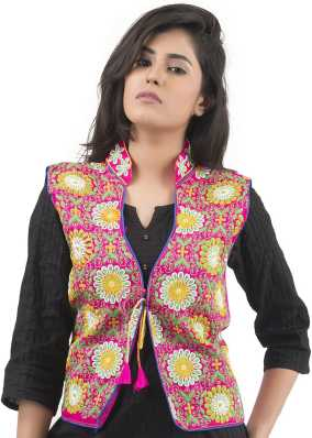 375707658 Ethnic Jackets - Buy Ethnic Jackets online at Best Prices in India ...